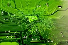 текстура предпосылки электронная Стоковые Фотографии RF
