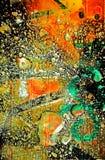 текстура предпосылки старая Стоковое Изображение RF