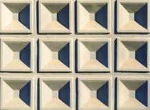 Текстура предпосылки бетонной стены Стоковые Изображения RF