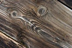 Текстура предпосылки Брайна деревянная Стоковая Фотография RF