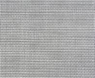 Текстура предпосылки изолированных клеток сетки металла Стоковая Фотография RF