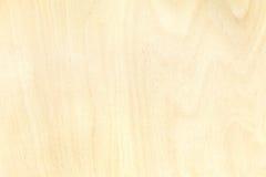 Текстура предпосылки картины доски переклейки березы естественной Стоковая Фотография