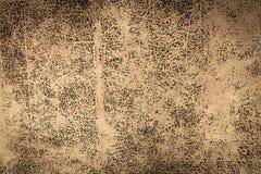 текстура предпосылки кожаная старая Стоковая Фотография RF