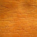 текстура предпосылки коричневая кожаная старая Стоковые Изображения RF