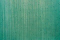 Текстура предпосылки сливк и металла зеленого цвета старая Стоковые Фотографии RF