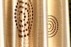Текстура предпосылки тканей Стоковые Фотографии RF