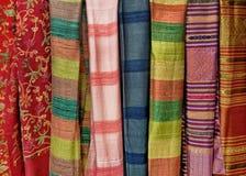 Текстура предпосылки ткани стоковые фотографии rf