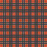 Текстура предпосылки шотландки иллюстрация штока