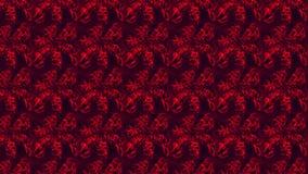 Текстура предпосылки Potegranate безшовная Стоковые Изображения