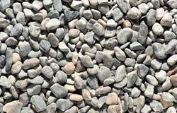 Текстура предпосылки waterworn камней Стоковое Изображение RF