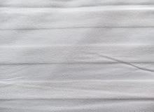 Текстура простыни Стоковая Фотография RF