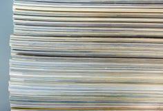 Текстура противоположности кассеты позвоночника Стоковая Фотография