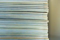 Текстура противоположности кассеты позвоночника Стоковая Фотография RF