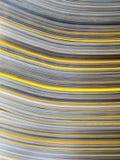 Текстура противоположности кассеты позвоночника Стоковые Фотографии RF