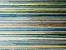 Текстура противоположности кассеты позвоночника Стоковые Фото