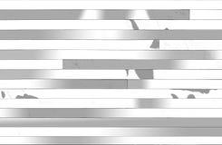 Текстура плакирования параллелей безшовная смещает и bump Стоковые Фото