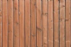 Текстура планки Брайна деревянная с царапинами Стоковые Фотографии RF
