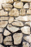 Текстура плитки утесов Стоковая Фотография