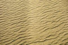 Текстура пляжа песка стоковые фотографии rf