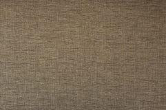 текстура разрешения коричневой ткани высокая Стоковая Фотография