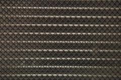 Текстура ребер дует блок кондиционера воздуха теплообмена, провод Стоковое Изображение