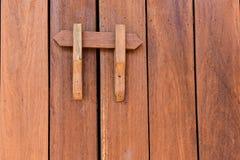 Текстура древесины и замка стоковая фотография rf