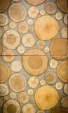 Текстура древесины плитки Стоковые Фотографии RF
