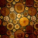 Текстура древесины плитки Стоковые Фото