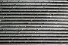 Текстура резиновой поверхности с линейной выпуклиной нашивки, выступленное Стоковое Изображение