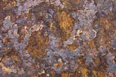 текстура ржавчины корозии Стоковые Фотографии RF