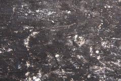 текстура ржавчины остальных более глубокого фокуса штанги левая Стоковое Фото