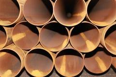 текстура ржавчины 2 труб Стоковые Изображения RF