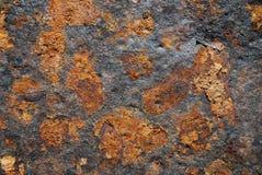 текстура ржавчины Стоковое Фото