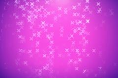 Текстура рождества абстрактного яркого блеска праздничная с сияющими звездами o Стоковая Фотография RF