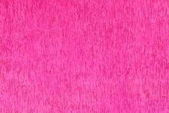 Текстура розовой стены с незакономерностями Стоковые Изображения RF