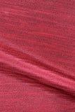 Текстура розовой ткани Стоковое фото RF