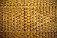 текстура ротанга мебели Стоковые Изображения RF