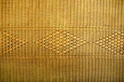 текстура ротанга мебели Стоковая Фотография