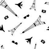 Текстура самолета Парижа перемещения бесплатная иллюстрация
