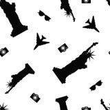 Текстура самолета Trawel США иллюстрация штока