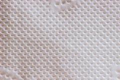 Текстура салфетки бумажная Стоковые Изображения