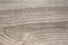 Текстура сброса поверхности старой деревянной доски с плохой обрабатывать, выразительного направления деревянных волокон стоковое фото