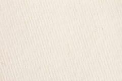 Текстура светлой сливк в раскосно бумаге обнажать с малыми включениями для акварели и художественного произведения предпосылка са Стоковое фото RF