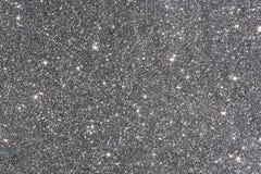 Текстура серебряной предпосылки яркого блеска sparkly стоковые фото