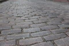 текстура серии дороги кирпича старая Стоковая Фотография RF
