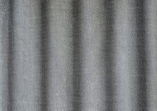 Текстура серого старого шифера толя Стоковое Изображение