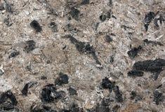 Текстура серой и черной золы Стоковая Фотография RF