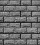 Текстура серых декоративных плиток Стоковое Фото