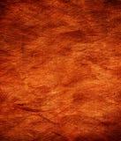 текстура скомканная конспектом бумажная Стоковая Фотография RF