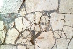 Текстура сломленного камня стоковое изображение